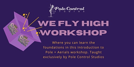 We Fly High Workshop tickets