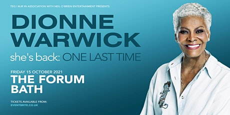 Dionne Warwick (The Forum, Bath) tickets