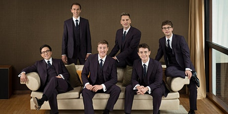 Global Concert Hall: The King's Singers: Back in Harmony tickets