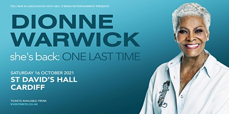 Dionne Warwick (St David's Hall, Cardiff) tickets
