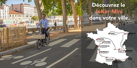 Lyon - Démo JoKer Bike -  Fourche Cargo tickets