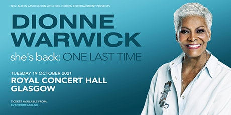 Dionne Warwick  (Royal Concert Hall, Glasgow) tickets