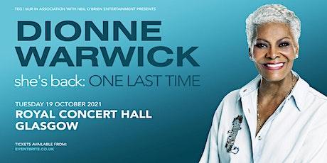 Dionne Warwick  (Royal Concert Hall, Glasgow) tickets