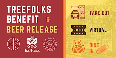 TreeFolks July Benefit & Beer Release tickets