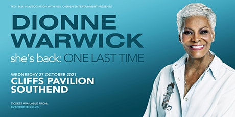 Dionne Warwick (Cliffs Pavilion, Southend) tickets