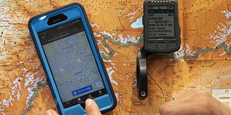 Route planning on the fly with komoot tickets