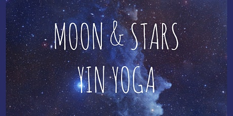Moon and Stars Yin Yoga Series ONLINE tickets