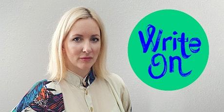 Write On  @ Watershed met Elfie Tromp tickets