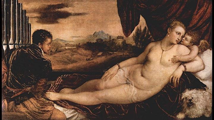 Titian: Sex, Race, Murder image