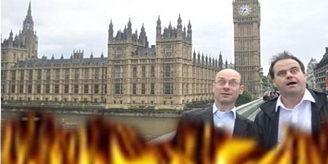 Virtual Tour - The Great Fire of Westminster tickets