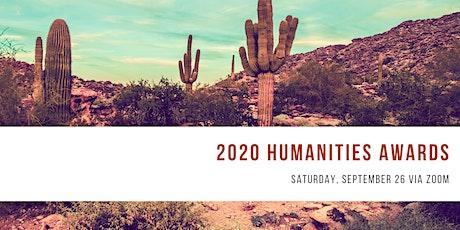 Arizona Humanities Celebrates the 2020 Humanities Awards tickets