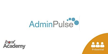 Formation Admin - Pulse tickets