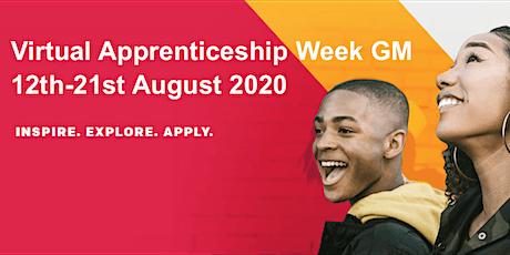 Virtual Apprenticeship Week GM tickets
