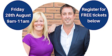 Online Networking Masterclass with Paul and Tracey Smolinski tickets