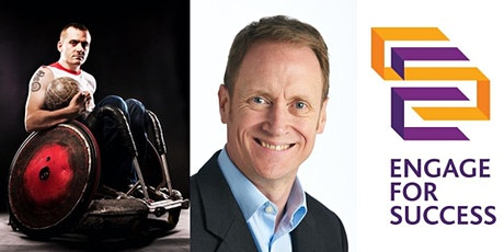Engage to Perform – how elite athletes create high performing teams. tickets
