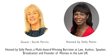 Friday Lunch and Learn - Confidence with Sarah Perris tickets