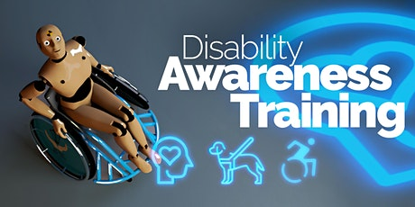 Virtual Disability Awareness Training Classroom Course tickets