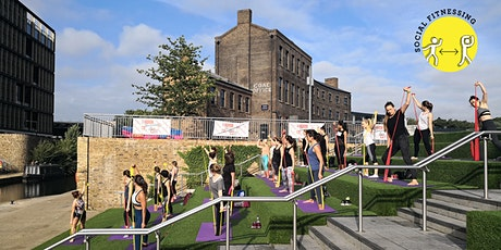 Kings Cross Outdoor Classes - Saturday 18th July tickets