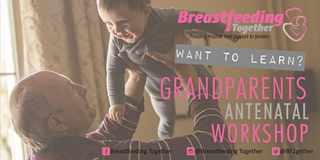Grandparents Workshop  - what to expect when your children are expecting tickets