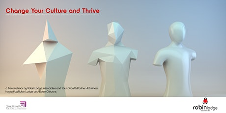 Change Your Culture and Thrive tickets