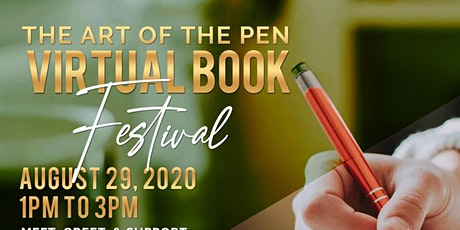 The Art of The Pen Virtual Book Festival tickets