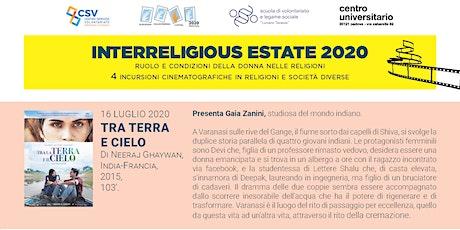 interreligious estate 2020 : tra la terra e il cielo (2015) biglietti