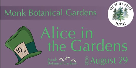 Alice in the Gardens tickets