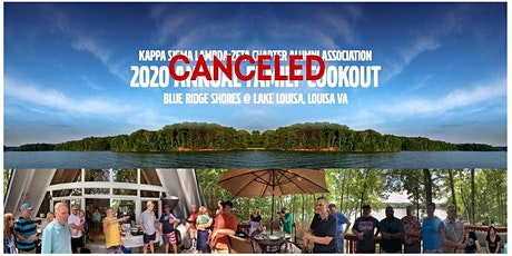 CANCELED - KSLZAA Annual Family CookOut 2020 -  tickets