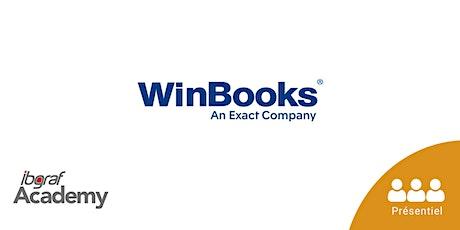 Formation WinBooks - Comptabilité générale (Base) tickets