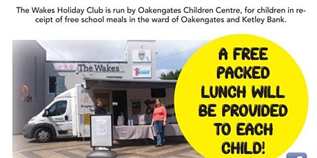 The Wakes Holiday Lunch Club tickets