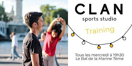 Clan Train Club : Training en extérieur billets