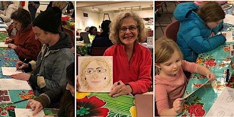 Online Portrait Workshop tickets