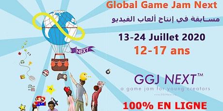 Global Game Jam Next billets