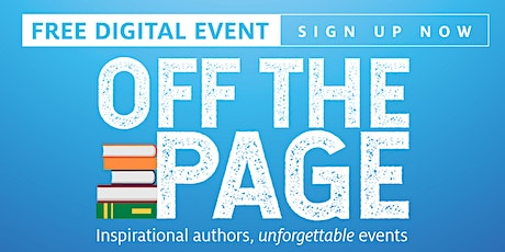 Off the Page: Futureproof your career against uncertainty and disruption tickets