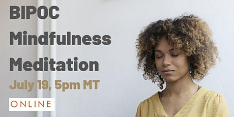 Meditation for People of Color :: Healing from Racism and Microaggressions tickets