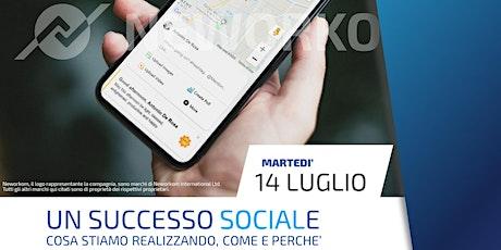 PRESENTAZIONE OPPORTUNITA' NUOVO SOCIAL NETWORK 2.0 tickets