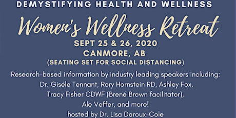 Women's Wellness Retreat: Demystifying the Health & Wellness Industry tickets