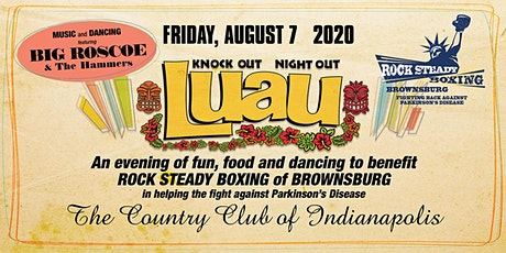 Knock-Out Night Out Luau tickets