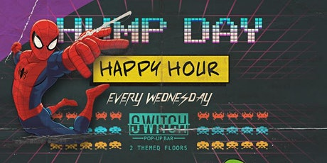 Hump Day at Switch tickets