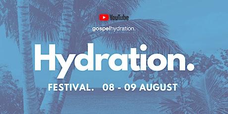 Hydration Festival (Digital) tickets