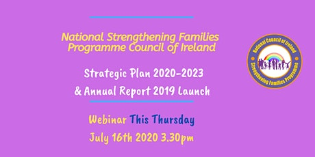 National SFP Council of Ireland Annual Report 2019 & Strategic Plan 2020-20 tickets