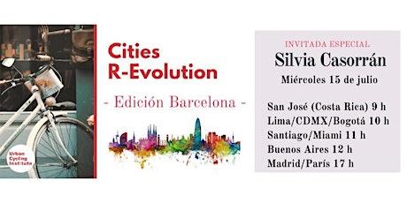 Cities R-Evolution: el impulso de la bici en Barcelona entradas