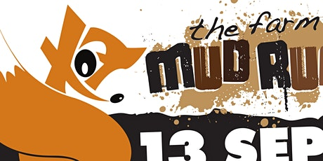 Farm Mud Run-Colchester-12 September 2021- Session 2 - 11.00am to 1:00pm tickets