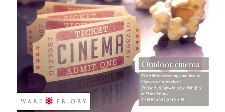 Outdoor Cinema @ Ware Priory tickets