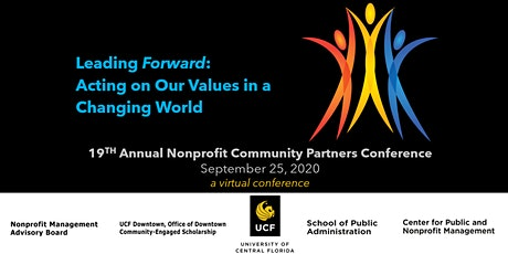 19th Annual Nonprofit Community Partners  Conference tickets