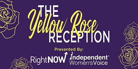 Yellow Rose Reception tickets