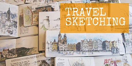 Travel Sketching tickets