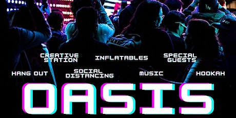 OASIS - A Creative Social Space tickets