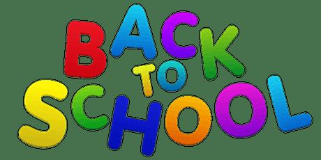 WDMC Back to School tickets