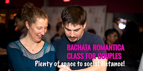 Bachata Romantica For Couples tickets